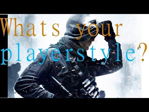 CoD Ghosts Player style CoD Ghosts Commentary