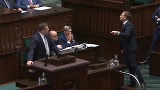 Piotr Sak i Michał Wójcik punktują obłudę opozycji! posłom PO PUŚCIŁY NERWY!