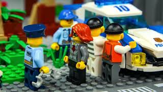LEGO Excavator, Fire Truck, Garbage Trucks, Tractor & Police Cars Toy Vehicles for Kids