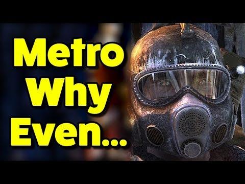 Epic Games is RIMMING Metro Exodus!