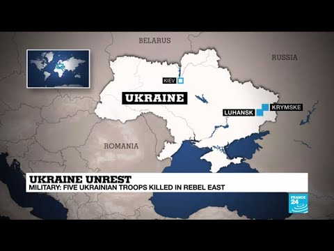 What is going on in Ukraine?