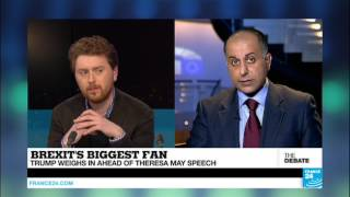 "Sajjad Karim on Le Pen: ""Those who will gnaw away at the very fabric of our democratic societies"""