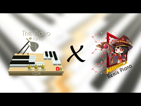 Dancing Line - The Piano Remix (Remix Song by Manatite_CK)