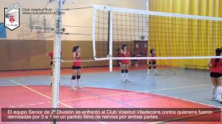 preview picture of video 'Jornada 2012/10/20-21 - Club Voleibol Rubí'