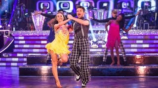 Peter Andre & Janette Manrara Jive to 'River Deep Mountain High' - Strictly Come Dancing: 2015