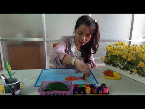 Bài giảng của cô Trần Thị Mỹ Trinh, Giáo viên Trường MN Tuổi Thơ