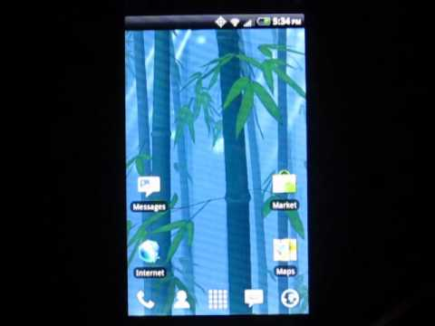 Video of Bamboo Forest Live Wallpaper