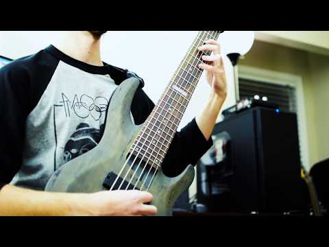 ESP B-206SM Bass Solo [Krosis - Melting Point]