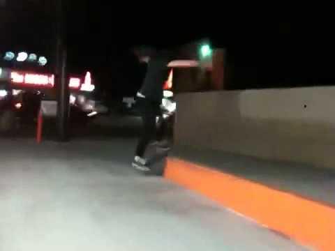 Pizza flip girl skater