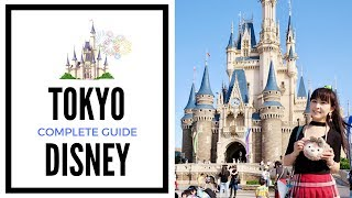 Complete Guide to Tokyo Disneyland - Top Tips and Hacks | JAPAN TRAVEL GUIDE | Kholo.pk