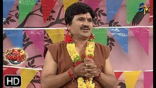 Rocket Raghava Performance | Extra Jabardasth | 11th January 2019   | ETV  Telugu