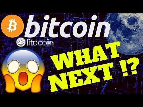 🔥 WHATS NEXT FOR BITCOIN !?!?🔥bitcoin litecoin price prediction, analysis, news, trading