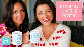 How To Teach Your Child To Poo On The Potty - Potty Training Course Part Four | Channel Mum