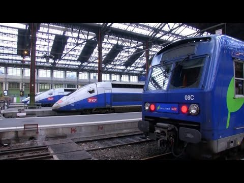 France: Rail unions plan three-month strike against govt reforms