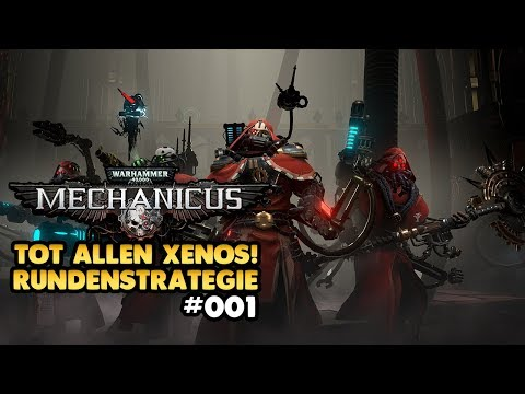 Warhammer 40,000: Mechanicus - Preview Let's Play