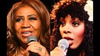 Aretha Franklin Remembers Donna Summer: Natural Woman ( In Tribute )