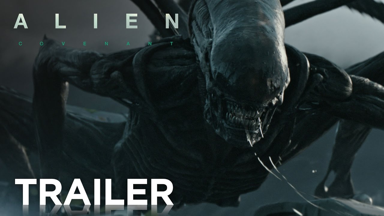Alien: Covenant Official Trailer