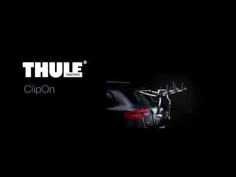 Thule ClipOn 9104 kerékpártartó hátsó ajtóra