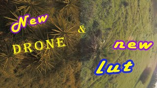 Testing new drone e luts????//FPV FREESTYLE