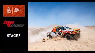 MP-SPORTS DAKAR 2019 - Stage 5