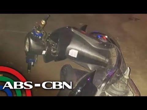 [ABS-CBN]  2 nang-agaw ng motor ng babaeng papunta sa party, patay