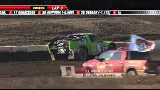 <b>Lucas Oil Off Road Racing</b>  2011  Round 6  Pro Lite Unlimited & Pro 2 Unlimited