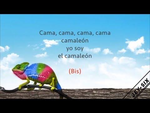 El camaleón - Los Diferentes de la Sierra (Letra)