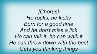 Wynonna Judd - He Rocks Lyrics