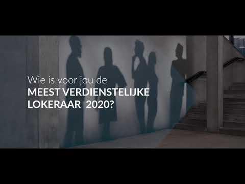 Op zoek naar de Meest Verdienstelijke Lokeraar 2020