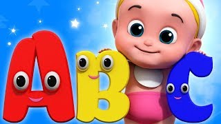 ABC Song | Nursery Rhymes & Kids Songs | Cartoon Videos For Children