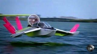 Hovercraft Meets Aircraft   World's Strangest