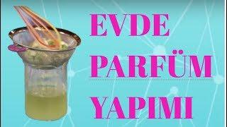 EVDE PARFÜM YAPIMI (DIY)