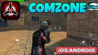 COMZONE - ANDROID / iOS GAMEPLAY