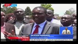CS Matiang'i holds ground on Moi University VC appointment, KTN Prime 21st September 2016
