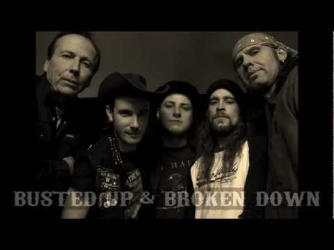 "LIQUORBOX - BUSTED UP & BROKEN DOWN feat. MARK ""BARNEY"" GREENWAY (NAPALM DEATH) & J.B.  BEVERLEY"
