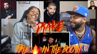 Drake - Fire In The Booth Freestyle | FVO REACTION