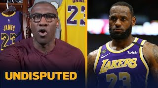 Skip & Shannon react to LeBron being 2nd on the all-time NBA player ranking list | NBA | UNDISPUTED