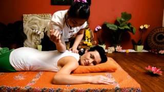 Thajské masáže LOTUS - Tradiční thajská