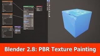Рисование текстур PBR