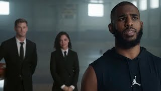 "VIDEO: MEN IN BLACK: INTERNATIONAL – NBA Finals ""Chris Paul"