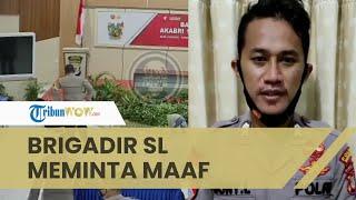 Diduga Dianiaya Kapolres Nunukan, Brigadir SL Minta Maaf karena Sebar Video: Tidak Berpikir Jernih