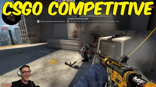 Out-Fragged by Jeff - CSGO Competitive