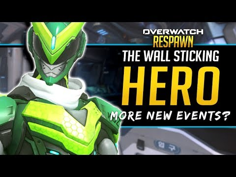 Overwatch Respawn #30 - Wall stick Hero, Events going stale, and more!