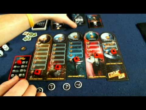 Bower's Game Corner: Cosmic Run Review