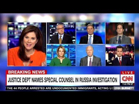 DOJ Appoints ex-FBI Director Robert Mueller Special Counsel (Russian Probe)