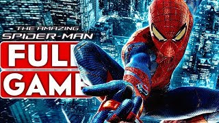 THE AMAZING SPIDER MAN Gameplay Walkthrough Part 1 FULL GAME [1080p HD 60FPS PC]   No Commentary