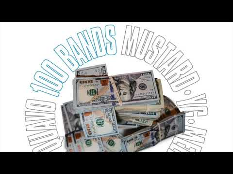 Mustard Ft. Quavo, 21 Savage, YG & Meek Mill - 100 Bands (Clean) - SwaggedOutNeeb