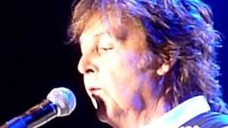 Paul McCartney Black Bird Live Bonnaroo Manchester TN June 14 2013