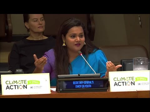 UN Youth Envoy on International Day of Peace - How Youth Can Get Involved