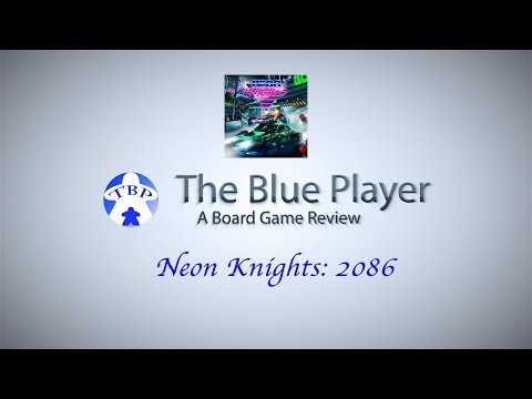 Neon Knights: 2086 Kickstarter Review - Robert Geistlinger